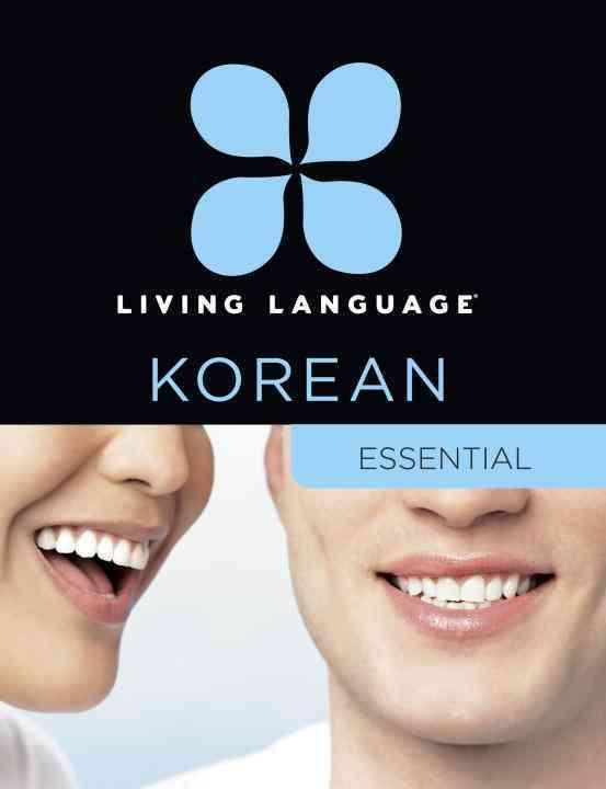 Living Language Korean By Living Language (COR)/ Roh, Jaemin